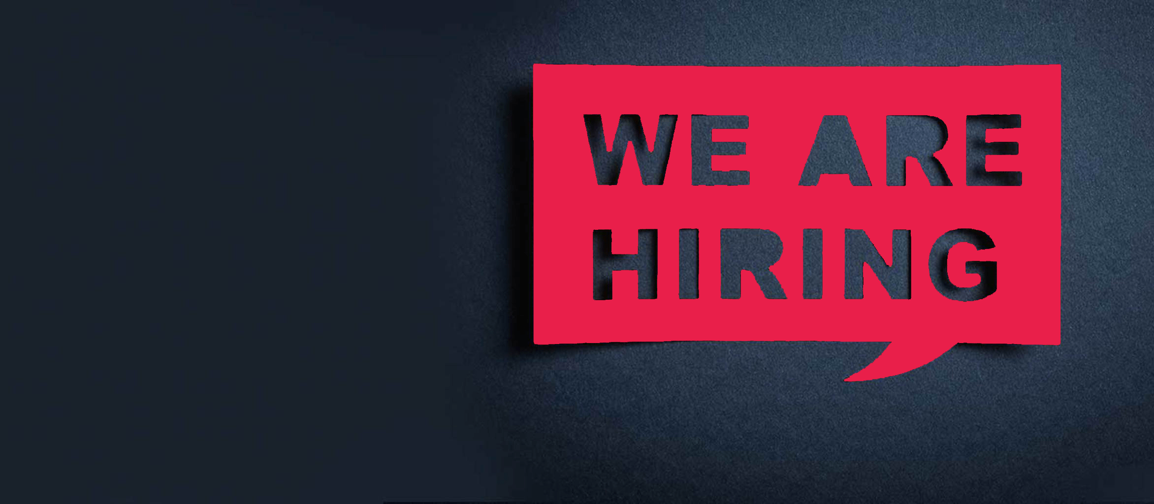 We're hiring: Finance Assistant (New Closing Date: 17th Sept)